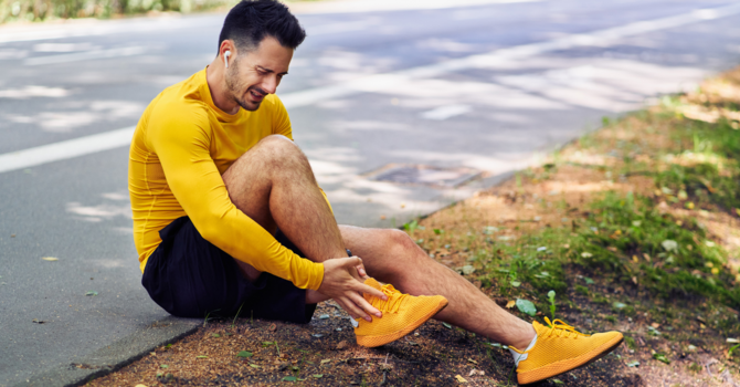 Ankle Sprain: How Chiropractic Treatment Can Help